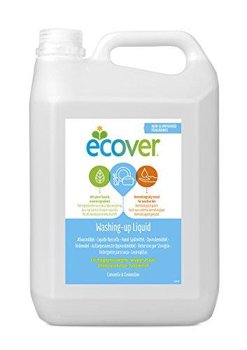 Ecover Ökologisches Geschirrspülmittel mit Molke und Kamille, 5 l Ecover Geschirrspülmittel