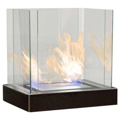 Top Flame 3 L lucido nero etanolo