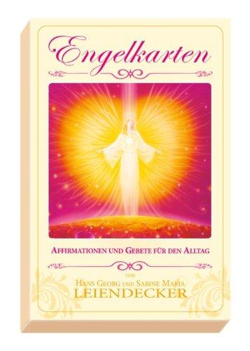 Preisvergleich Produktbild Engelkarten von H.G. und S.M. Leiendecker