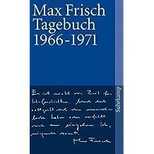 Tagebuch 1966-1971 (suhrkamp taschenbuch)