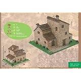 Casa Rural 4 CUIT Maqueta de Piedra