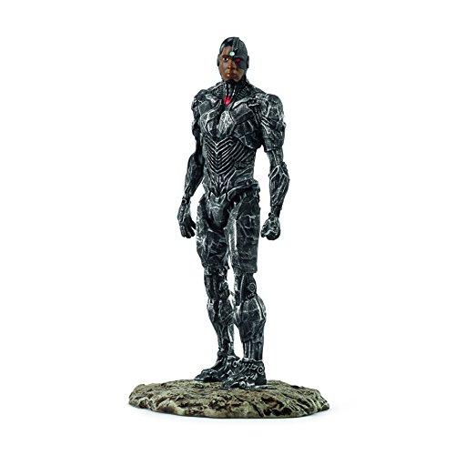 Schleich - JL Movie, Cyborg, Figure (22566)