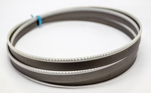 Preisvergleich Produktbild M42 HSS Bimetall Sägeband 2450 x 27 x 0,9 mm mit 2/3 ZpZ, Bandsägeblatt