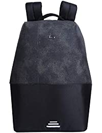 Gear Dome Anti Theft 26 Ltrs Black Laptop Backpack (LBPDMATEF0104)