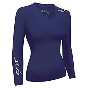 41FIiDbyEDL. SS300  - Sub Sports Women's Dual All Season Compression Long Sleeve Base Layer