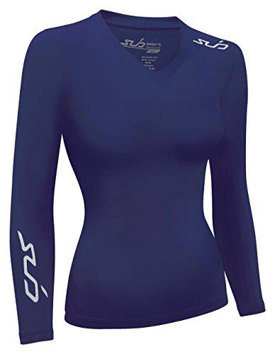 Sub Sports Women's Dual All Season Compression Long Sleeve Base Layer