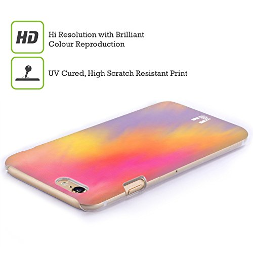 Head Case Designs Arcobaleno Tie Dye Cover Retro Rigida per Apple iPhone 7 / 8 Arcobaleno