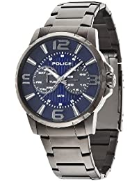Police Herren-Armbanduhr VISIONARY Chronograph Quarz 14100JSU/03M