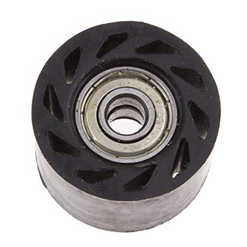 e Kettenrollenschieberspanner Riemenscheibenradführung für Dirt Bike Enduro 420/428/520/530 Kette - 8mm ()