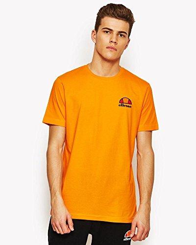 ellesse shw04548Shirt, Herren L orange (orangepop) -