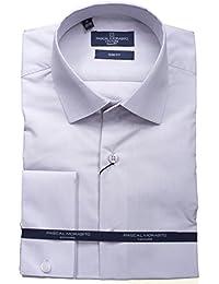 Leader Mode - Chemise habillée Mrt021 Gris