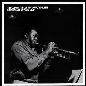 The Complete Blue Note / U.A. / Roulette Recordings of Thad Jones (CD Box set)