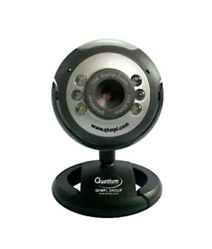 Quantum QHM495LM Webcam  available at amazon for Rs.415