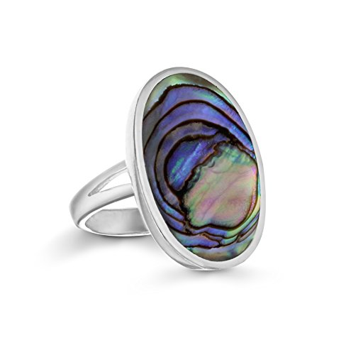 tuscany-silver-sterling-silver-oval-abalone-ring-size-p