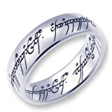 Lord of the Rings Stainless Steel polished The one Ring
