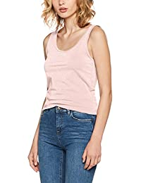 ONLY Women's Onllive Love Glimmer Tank Top Noos Vest