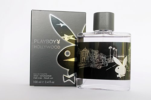 PROFUMO UOMO PLAYBOY HOLLYWOOD FORMATO DA 100 MLEAU DE TOILETTE EDT NO TESTER