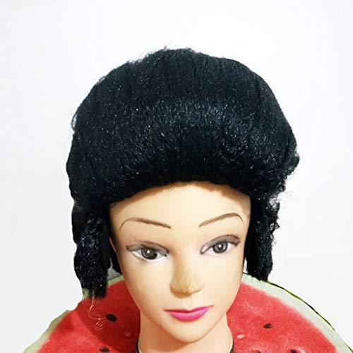 WJW-wig Perücke- Perücken, Abschlussball Und Filmrequisiten Von Halloween Cosplay Spot Europa Und Amerika Perückenperücken