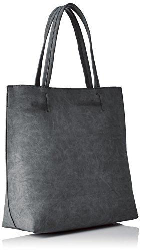 Boscha Ladies Shopper Borsa Con Manico, 14 X 35 X 36 Cm Blu (blu Reale)