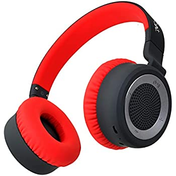deddf33a792 boAt Rockerz 430 Bluetooth Headphones with Mic (Red): Buy boAt ...