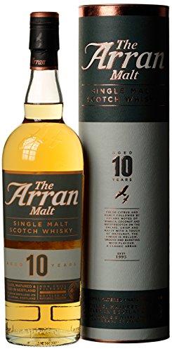 Arran 10 Jahre Single Malt Scotch Whisky (1 x 0.7 l) -