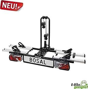 Fahrradträger Bosal Compact AHK für 2 Räder -Top Test, zusammenklappbar - Sonderpreis!