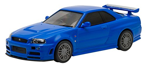 greenlight-collectibles-86219-nissan-skyline-gtr-fast-furious-iv-echelle-1-43-bleu