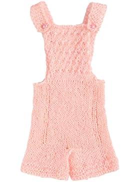 Zhhlaixing Newborn Baby Girls Boys Handmade Crochet Knit Romper Jumpsuit Costume Photo Photography Prop XDT-259