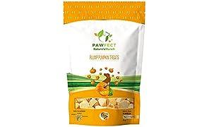 Pawfect Treats Pawfect Finest Pumpkin Dog Treats - Natural Vegetable Freeze Dried Dog Treats