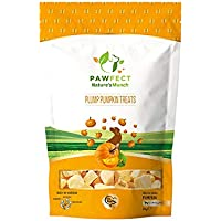 Pawfect Treats Pawfect Finest Pumpkin Dog Treats - Natural Vegetable Freeze Dried Dog Treats