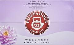 Idea Regalo - Pompadour Wellness Selection Box - 120 Filtri