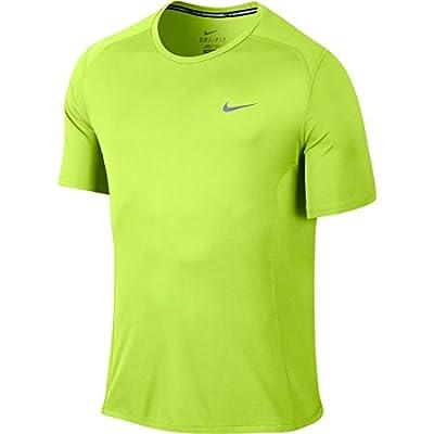 Nike Herren Dri-Fit Miler Kurzarm Shirt