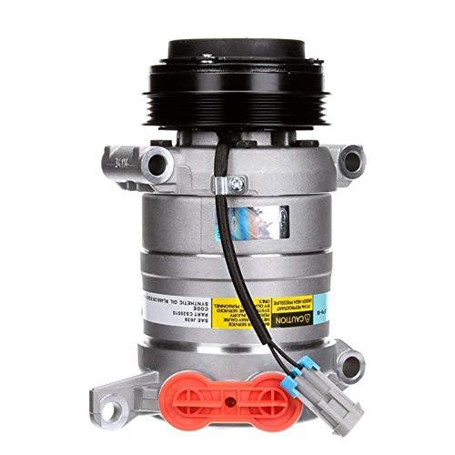 SINOCMP 6PK A/C Kompressor mit Kupplung 447260-2331 4472602331 4472602331 Luftkompressor Neu Klimaanlage Kompressor Kupplung Assy für Toyota Auris 1.4 D-4D, 3 Monate Garantie - Kompressor Ac Mit Kupplung