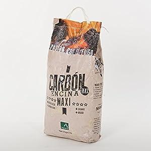 Carbón Vegetal de encina XXL – 3kg