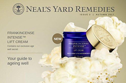Neal 's Yard Remedies-Incienso Intens Lift Crema | ayuda a redefinir su contorno facial, dejar...