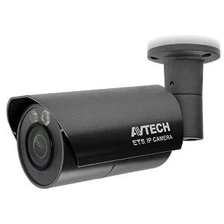 Kamera IP AVTech PoE IR-Decke Wandtattoo Full HD 2MP IP66avm2453