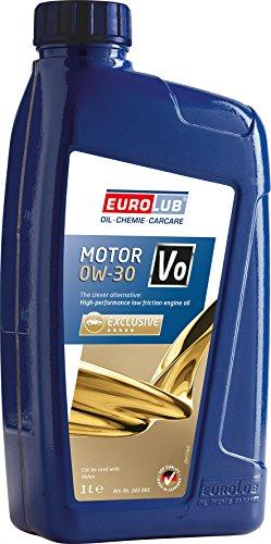 EUROLUB MOTOR VO SAE 0W-30 Motoröl, 1 Liter