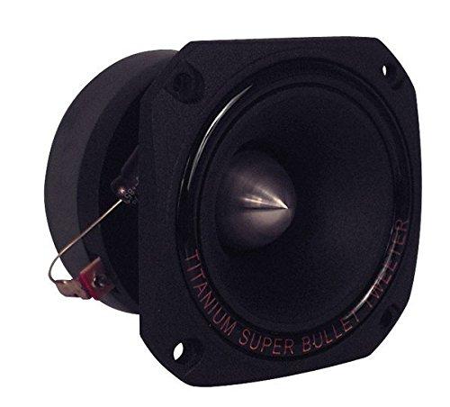 Pyramid TW44300W Bullet Hochtöner zu Auto-Lautsprecher