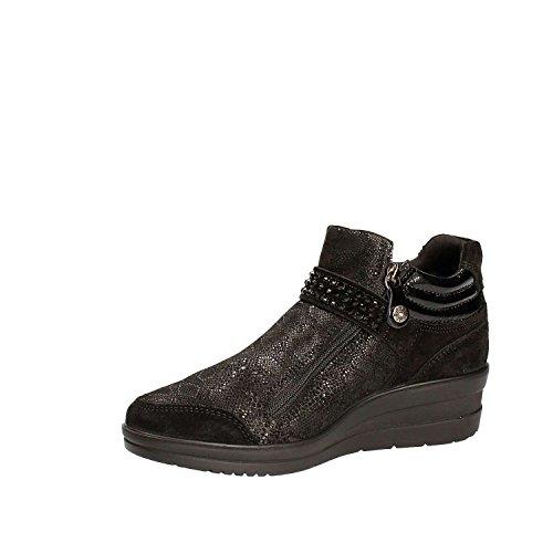 ENVAL 8964 Sneakers Donna Nero