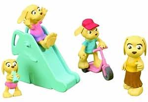 Teeny Little Families - 52012 - Figurine Animaux - Famille Latruffe