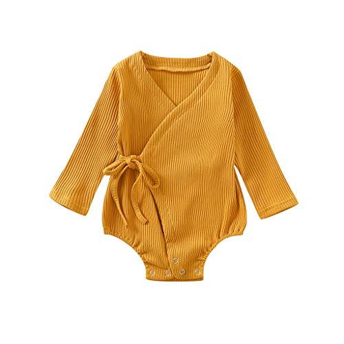 Gute Einfache Last Minute Kostüm - WFRAU Baby Jungen Mädchen Langarm V-Ausschnitt