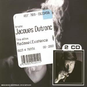 Coffret 2 CD : Mme. L'Existence / Live Au Casino [Import anglais]