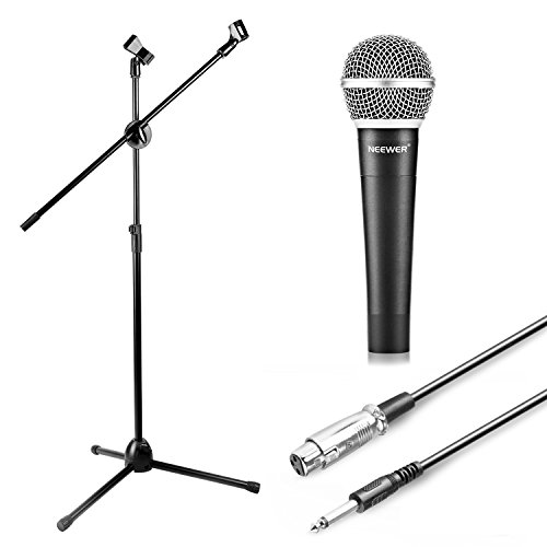Moving Coil Handheld Dynamic Microphone