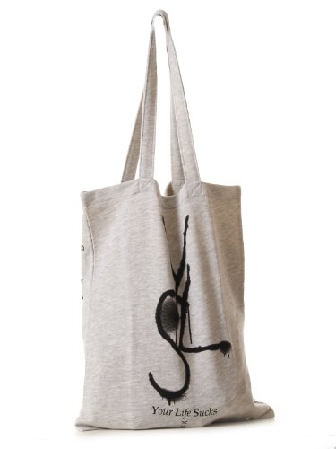 Boom Bap YLS Tasche mixed grey (Grau) Grau