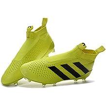 Stivali Yurmery Ace Calcio Da Uomo 16 Scarpe Giallo Yellow Purecontrol Uomo B8xwfC84Rq