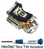 Neu - Sony PS3 Laser (KES-400A/ KES-400AAA/ KEM-400A/ KEM-400AAA) + Nextec® Torx T10 Security Schraubendreher