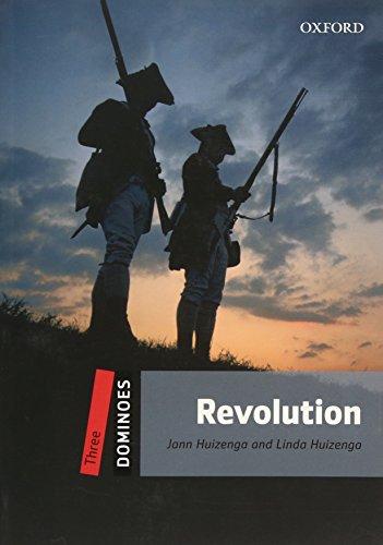 Dominoes: Three: Revolution por Jann Huizenga