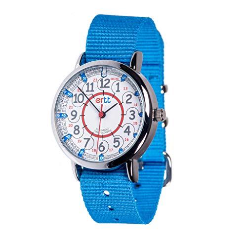 EasyRead time teacher ERW-RB-24-B Armbanduhr Blau