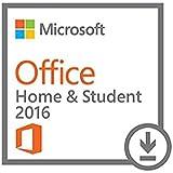 Microsoft Office Home & Student 2016 - Suites de programas (Completo, Plurilingüe, Electronic Software Download (ESD), 1280 x