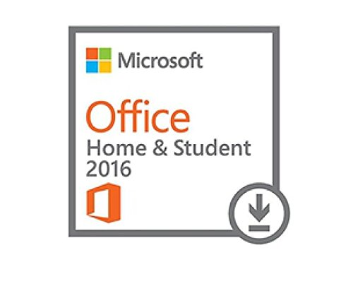 Microsoft Office Home and Student 2016 - Lizenz - 1 PC